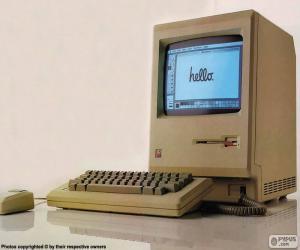 Rompicapo di Macintosh 128k (1984)