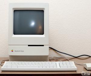 Rompicapo di Macintosh Classic (1990-1992)