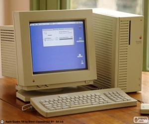 Rompicapo di Macintosh Quadra (1991-1994)