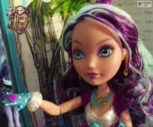 Rompicapo di Madeline Hatter, studente da Ever After High