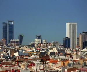 Rompicapo di Madrid, Spagna