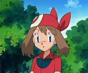 Rompicapo di Maggio è la figlia di Norman, il City Gym Leader Max Petali e la sorella.