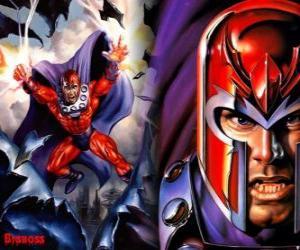 Rompicapo di Magneto, il principale antagonista degli X-Men, il supercriminale con i sui mutanti che desidere di dominare il mondo