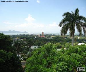Rompicapo di Managua, Nicaragua