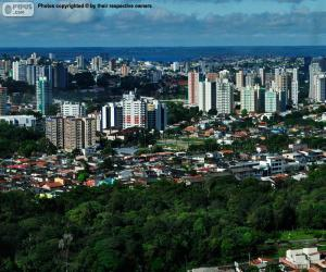 Rompicapo di Manaus, Brasile