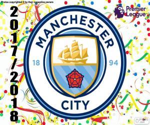 Rompicapo di Manchester City, Premier League 2017-18