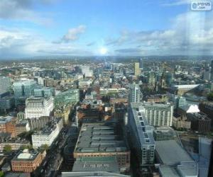 Rompicapo di Manchester, Inghilterra