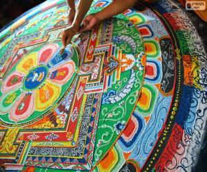 Rompicapo di Mandala, ultimo ritocco
