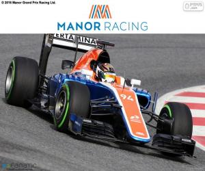 Rompicapo di Manor Racing 2016