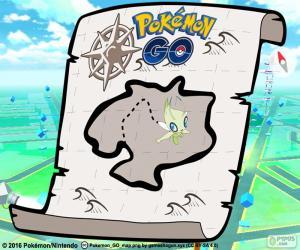 Rompicapo di Mappa di Pokémon GO