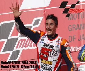 Rompicapo di Marc Márquez, MotoGP 2016