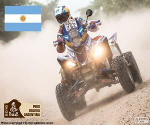 Rompicapo di Marcos Patronelli, Dakar 2016