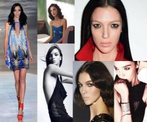 Rompicapo di Mariacarla Boscono è un modello italiano
