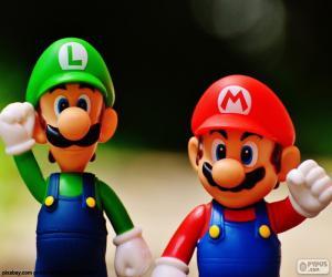 Rompicapo di Mario e Luigi