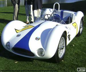 Rompicapo di Maserati Tipo 61 (1960)