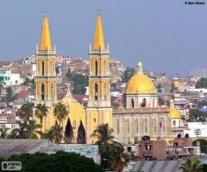 Rompicapo di Mazatlan, Messico