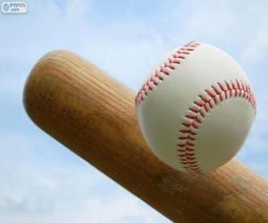 Rompicapo di Mazze e palla baseball
