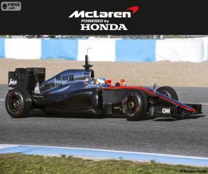 Rompicapo di McLaren Honda 2015