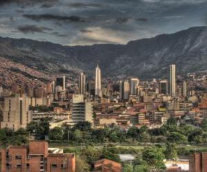 Rompicapo di Medellín, Colombia