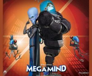 Rompicapo di Megamind con Minion, il pesce saggio