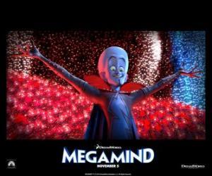 Rompicapo di Megamind è il supercattivo più brillante del mondo