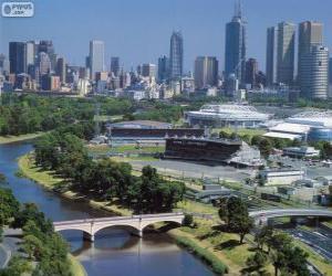 Rompicapo di Melbourne, Australia