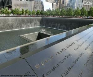 Rompicapo di Memoriale 11-S, New York