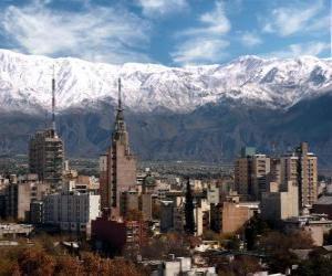 Rompicapo di Mendoza, Argentina
