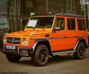 Rompicapo di Mercedes-AMG G 63