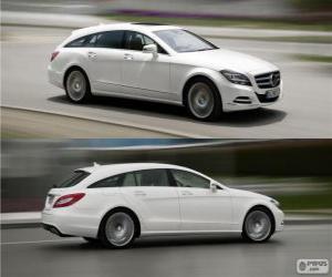 Rompicapo di Mercedes-Benz CLS Shooting Brake