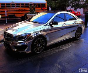Rompicapo di Mercedes cromo