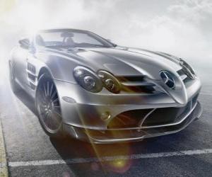 Rompicapo di Mercedes SLR 772 Cabrio