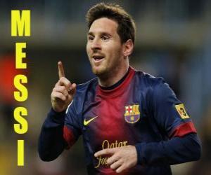 Rompicapo di Messi