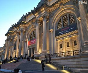 Rompicapo di Metropolitan Museum of Art, New York