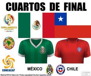 Rompicapo di MEX - CHI, Copa América 2016