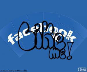 Rompicapo di Mi piace, Facebook