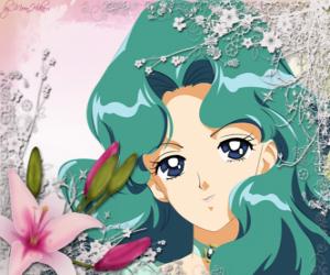 Rompicapo di Michiru Kaioh o Milena Kaiou diventa Sailor Neptune