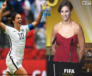 Rompicapo di Miglior giocatore di FIFA, 2015