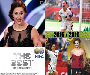 Rompicapo di Miglior giocatore di FIFA 2016