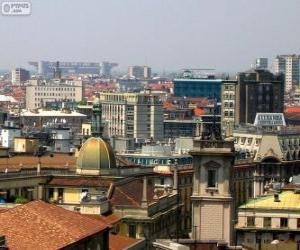 Rompicapo di Milano, Italia