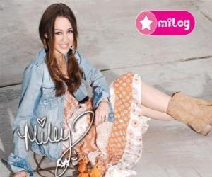 Rompicapo di Miley Cyrus