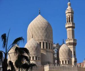 Rompicapo di Minareti, le torri della moschea