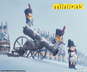 Rompicapo di Minions e Napoleone