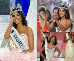 Rompicapo di Miss Mondo 2011 Ivian Lunasol