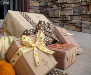 Rompicapo di Molti regali di Natale