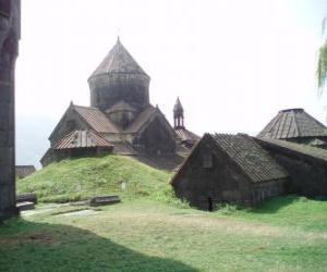 Rompicapo di Monasteri e Sanahin Haghpat, Armenia.