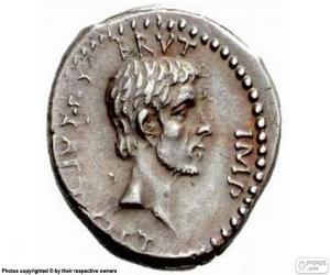 Rompicapo di Moneta romana