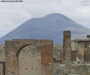 Rompicapo di Monte Vesuvio