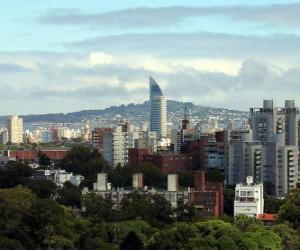 Rompicapo di Montevideo, Uruguay