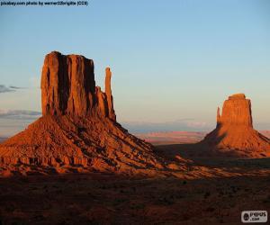 Rompicapo di Monument Valley, Stati Uniti